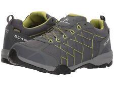 40 off Men s SCARPA Hydrogen Gore-tex Low Top BOOTS Size 10 M Iron Grey dc544011374