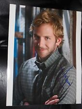 BRADLEY COOPER SIGNED 8X10 COLOR PHOTO