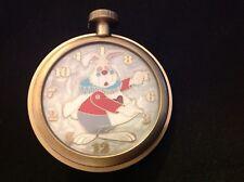 Disney WDI White Rabbit Pocket Watch - Alice In Wonderland Pin NEW LE 250