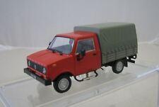 Polish Car Tarpan 239D red grey Modelcar DieCast 1/43