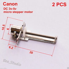 2PCS Stepper Motor DC3-5V 2 phase 4-wire linear Screw shaft Position lead slider