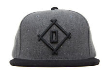 Diamond Supply Co Stick Ball Snapback in Black or Grey NWT MSRP $40