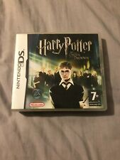 Harry Potter Order Of The Phoenix (Nintendo DS)