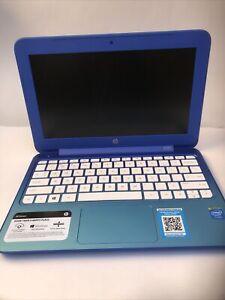 "HP Stream 11-d010nr 11.6"" Laptop Intel Celeron-N2840 2GB 32GB Win-10"