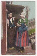 Holland, Volendam Postcard, B272