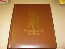 Norman Rockwell's Boy Scouts: Postal Commemorative Society. Collector Stamps
