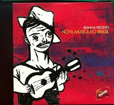 Brahma Presents / Nova Musica Do Brasil - Brahma Promo CD