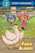 Step into Reading Ser.: Farm Alarm! (Team Umizoomi) by Random House (2014,...