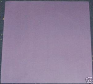"""2 SHEETS OF 12"""" X 12"""" PURPLE SOLID BACKING PAPERS"""