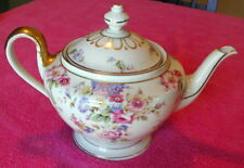 "Castleton China (Sunnybrooke) 4 1/2"" FOUR CUP TEA POT"