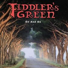 FIDDLER'S GREEN On And On CD 1997
