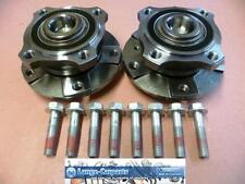 2X WHEEL BEARING KIT WITH HUB FRONT Axle Right+Left BMW 5 Series Touring E61