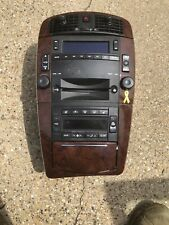 2005 Cadillac cts Factory Stereo System Full