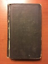 History Of The Indians Of Connecticut Rare 1851 John Deforest Complete W/ Map