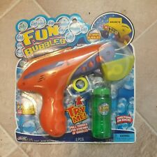 Fun Bubbles Bubble Blower - requires 2 AA batteries not included