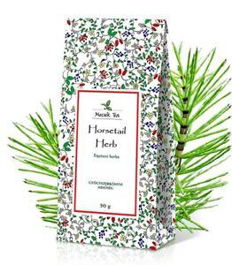 Horsetail Equiseti Herb Premium Natural Herbal Loose Leaves Leaf Tea 50g