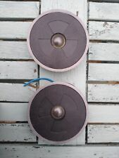 Wharfedale Speaker Tweeters. Pair of Tweeters for 504, 505, 506, 507.