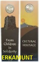 "2 Euro COINCARD Gedenkmünze Malta 2018 ""Cultural Heritage"""