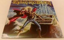 Iron maiden run to the hills live limited edition mint nm 2014 5542 Parlophone