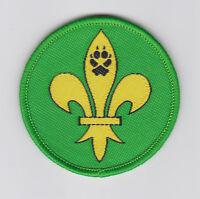 SCOUTS DE FRANCE NEW CALEDONIE NOUVELLE CALEDONIE - CUB SCOUT Membership Patch