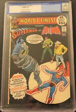 DC Worlds Finest Comics #207 GCG VF/NM 9.0