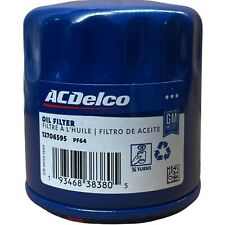 ACDelco PF64 Engine Oil Filter For Buick Cadillac Chevrolet GMC Genuine OEM