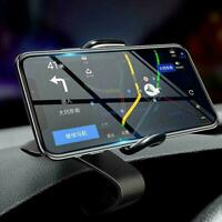 360° Rotation Car Dashboard Mount Phone Holder HUD Stand For Smartphone GPS R5P3