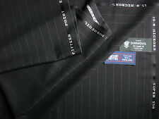 Dormeuil 100% SUPER 150's quindici Point Eight Suiting Tessuto da Dormeuil – 3.4 M