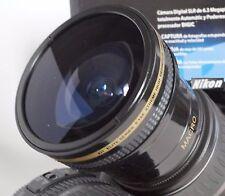Ultra Wide Angle Macro Fisheye Lens for Canon Eos Digital Rebel & T3i w 18-55 IS