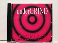 Undergrind - Black Light 1995 Catnip Records Rare OOP HTF Hair Metal Hard Rock
