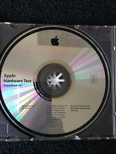 Apple Hardware Test CD