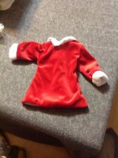 Baby Doll Santa Dress