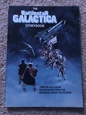 The Battlestar Galactica Storybook - Based on the Universal Movie - 1979