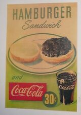 Coca & Pepsi Cola 5 vintage classic soda ads art Litho repro Print / poster
