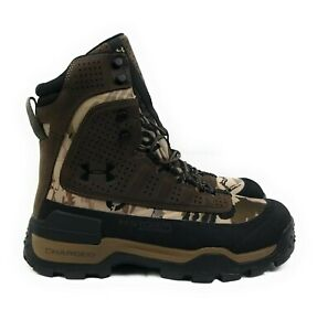 Under Armour Brow Tine 2.0 400G Hunting Boots Men's Sz. 8.5 Camo 3000292-901