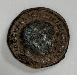 Licinius I AE3 Follis AD 308-324 Jupiter Reverse 2.5g 18mm
