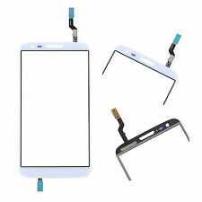 Outer Touch Screen Digitizer Glass Lens For LG G2 D800 D801 VS980 LS980 White