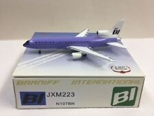 Jet-X 1:400 Braniff Internation Tristar L-1011 Purple Jellybean JXM223 N107BN