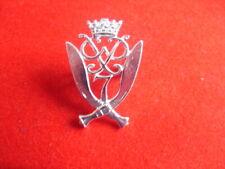 7th DOE OWN GURKHA RIFLES CAP BADGE A/A  BRITISH ARMY UK