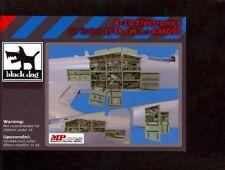 Blackdog Models 1/48 A-10 THUNDERBOLT II ELECTRONICS Resin Detail Set