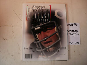 1998 Sports Illustrated Chicago Sports Cubs Bears Blackhawks White Soxs DePaul