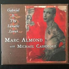 Marc Almond With Michael Cashmore Maxi CD Gabriel & The Lunatic Lover - Digipak