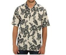 O'NEILL Men's AVALON S/S Button Shirt - OAT - Large - NWT