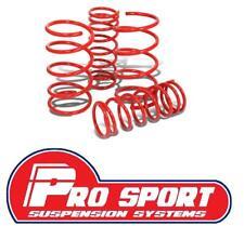 Prosport lowering springs to fit Audi A4 B8 1.8 TFSi 2.0 TFSi 2.0 TDi 40/35mm