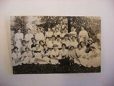 Real Photo Postcard RPPC Kilbourn College School Milwaukee Wisconsin WI #2611