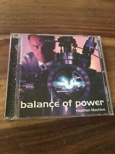 Balance Of Power - Perfect Balance CD Melodic Metal Pagan's Mind Symphony X