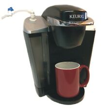 """Auto-Fill Kit for Keurig (& others) Coffee Maker for 1/4"""" or 3/8"""" water line"""