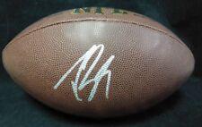 "Drew Brees "" New Orleans Saints"" Signed Wilson Super Grip NFL Football JSA Auth."