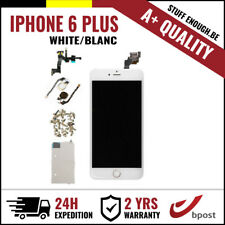 A+ LCD TOUCH SCREEN/SCHERM/ÉCRAN ASSEMBLY WHITE BLANC FOR IPHONE 6 PLUS