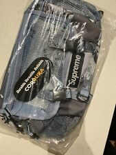 Supreme Blue Chocolate Chip Camo Waistbag Brand New Unopened Deadstock Og All